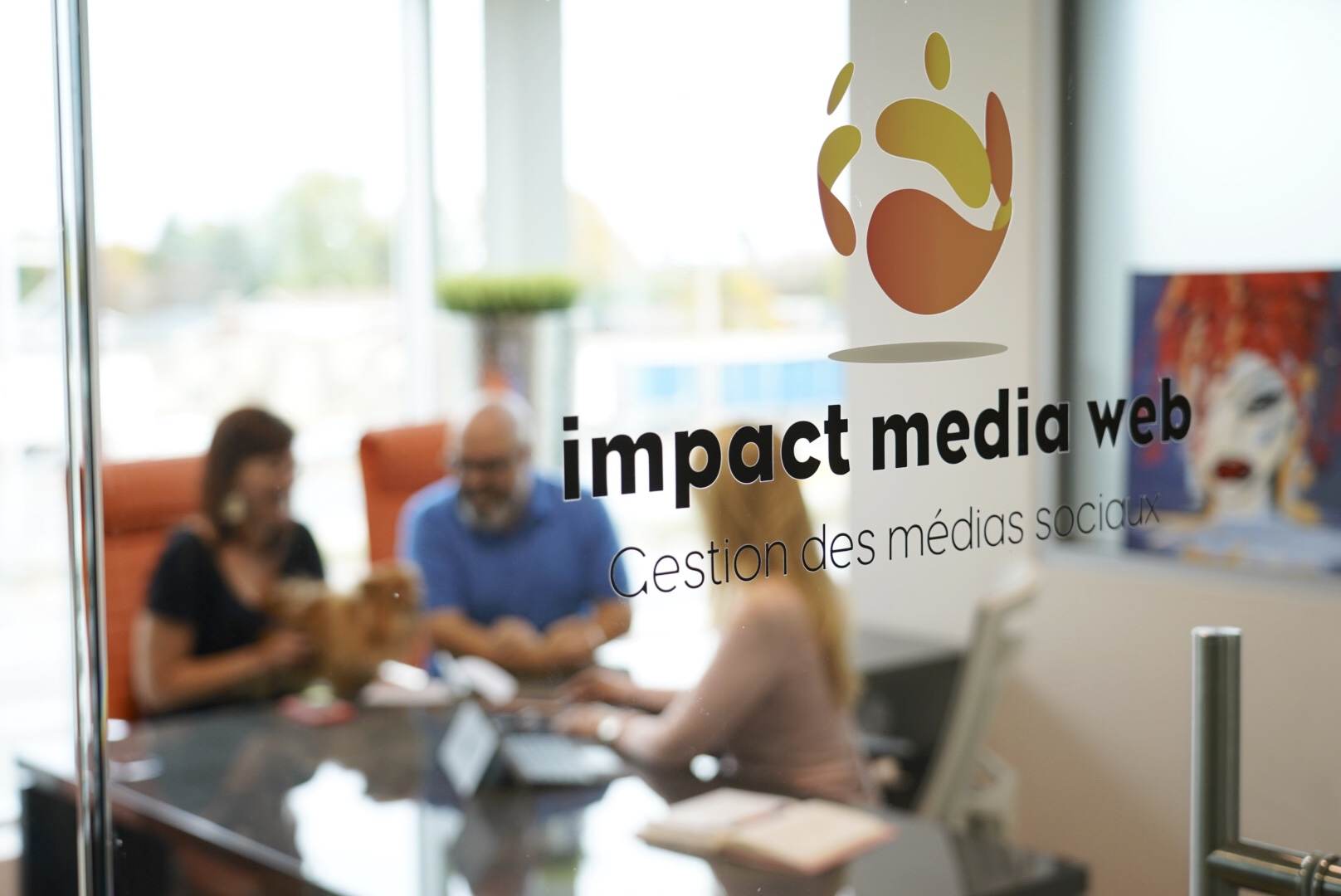 The Impact Media Web difference