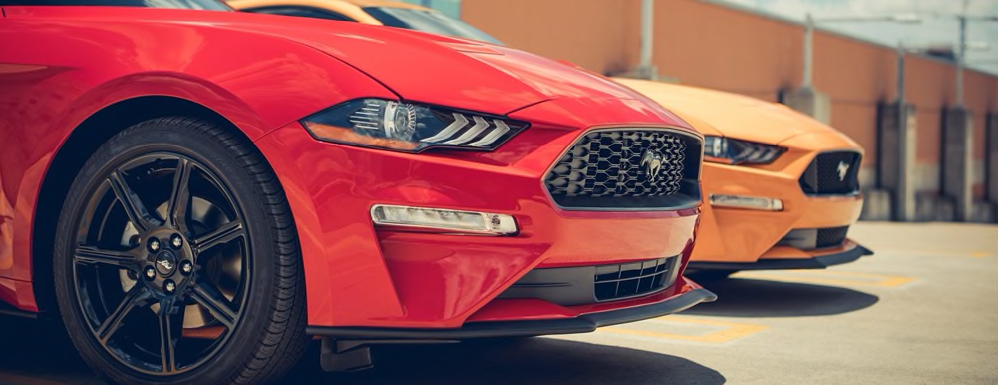 La « Mustang Week » chez Fortier Ford